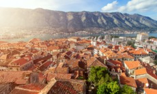 View of Kotor from Mount Lovcen