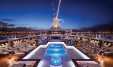 Oceania Cruises - Marina & Riviera pool deck