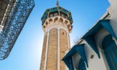 Sidi Youssef mosque, Tunis