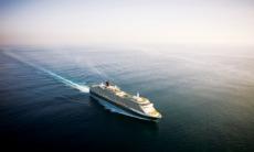 Cunard - Queen Victoria at sea