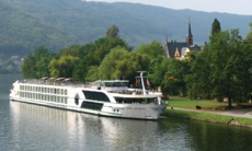 Tauck River Cruising - MS Swiss Emerald in Bernkastel