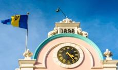 Bridgetown city hall, Barbados