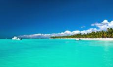 Luxury Caribbean cruises: Saona Island, Dominican Republic