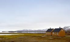 Ny Alesund, Spitsbergen, Svalbard