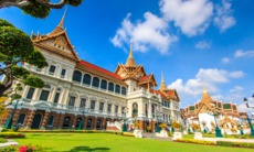 Royal Palace, Bangkok, Thailand