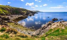 Bay near Lerwick, Shetland