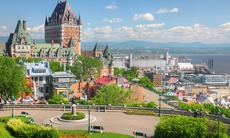 Chateau Frontenac, Québec City, Canada