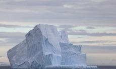Iceberg in the Drake Passage, Antarctica