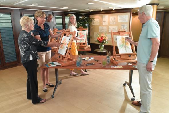 Marina Riviera artist loft