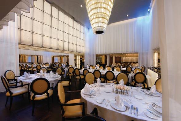 Seabourn The Restaurant