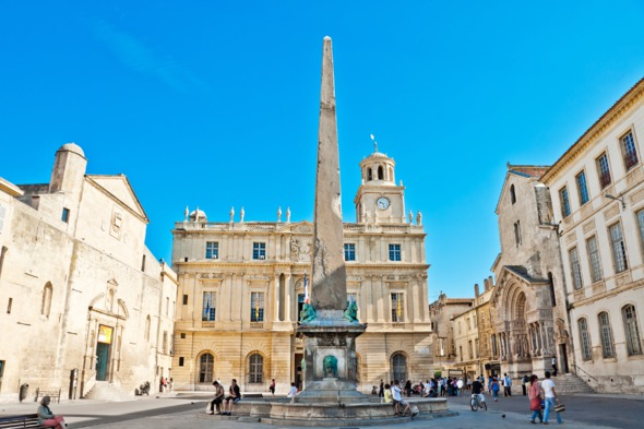 Place de la République, Arles
