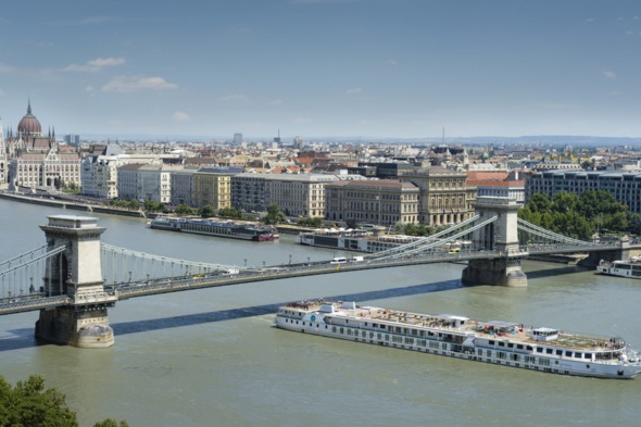 Crystal Mozart review - Danube river cruising