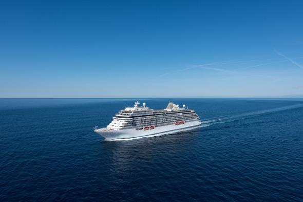 Regent Seven Seas Explorer launches