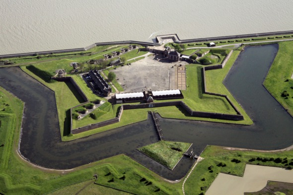 Tilbury Fort, UK