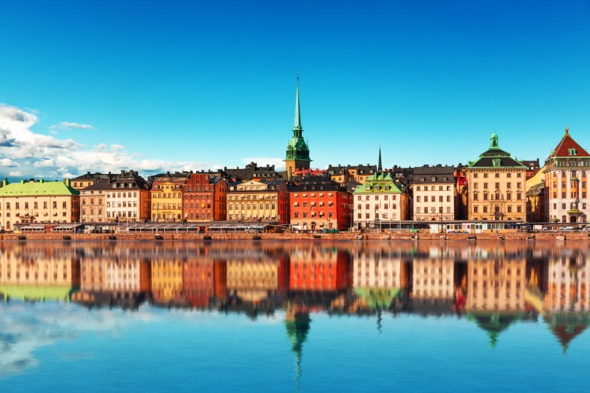Where to cruise in summer 2017 - Options include Stockholm, Sweden