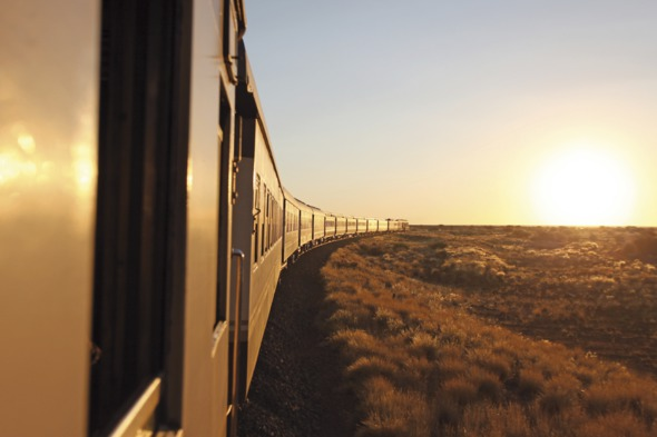 African Explorer train