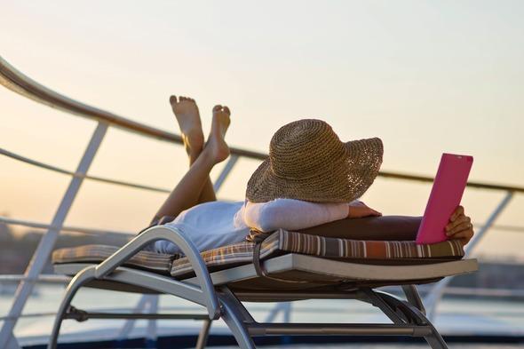 Solo traveller on Silversea Cruises