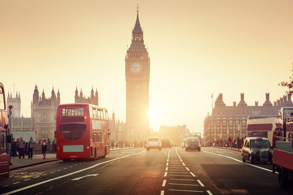 Westminster, London - Escape the 2017 General Election with a luxury cruise holiday