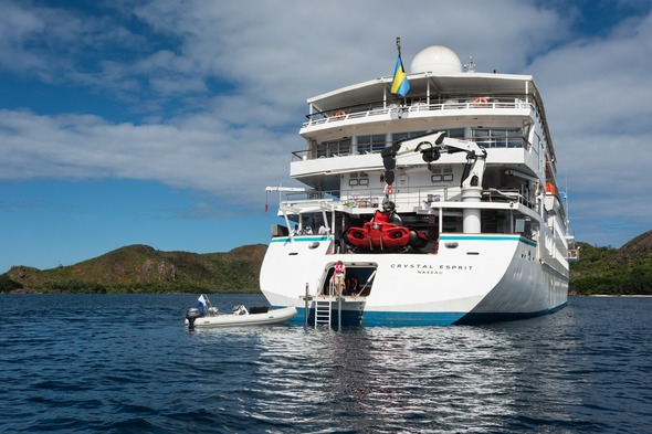 Crystal Esprit - Watersports marina