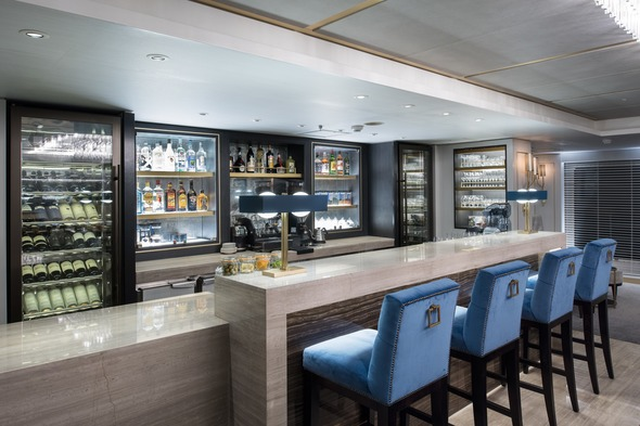 Crystal Esprit - Cove Bar