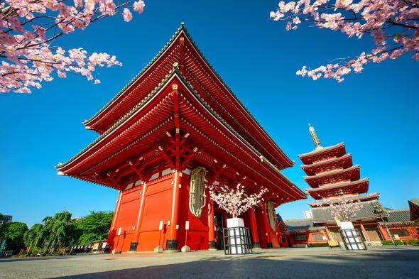 Sensoji-ji Temple, Tokyo