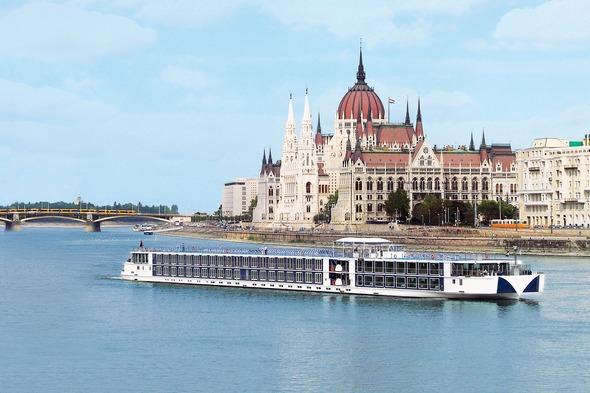 Uniworld River Cruise in Budapest