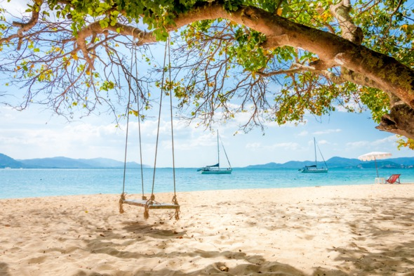 Rang Yai Island, Phuket