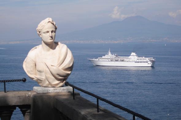 MV Aegean Odyssey Vesuvius