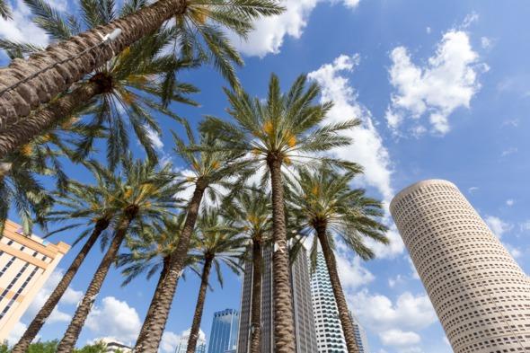 Downtown Tampa, Florida