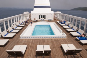 Aegean Odyssey Pool
