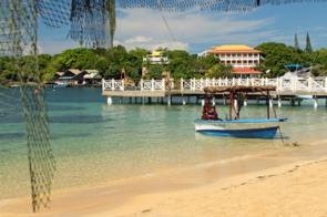 West End Beach, Roatán, Honduras