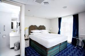 Uniworld River Victoria suite