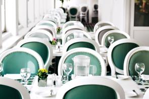 Uniworld River Victoria restaurant