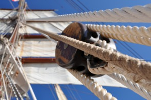 Sea Cloud Rigging