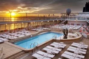 Crystal Cruises - Crystal Symphony Seahorse Pool