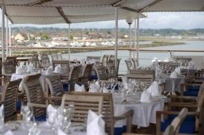 Island Sky restaurant