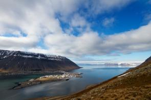 Isafjordur, Iceland