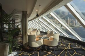Regent Seven Seas Explorer - Observation Lounge