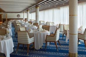 Regent Seven Seas Explorer - La Veranda restaurant