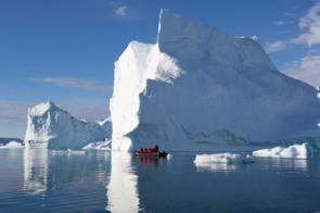 Silversea - Zodiac in Greenland