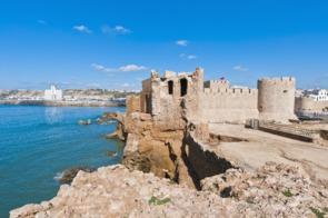 Dar el Bahar fortress in Safi, Morocco