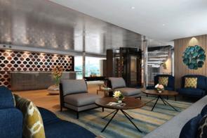 Scenic Spirit - Main deck lobby