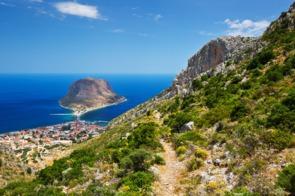 Monemvasia island, Greece