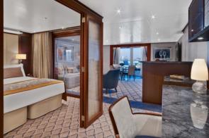 Seabourn Encore - Penthouse Spa Suite