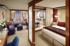 Seabourn Encore - Penthouse Suite