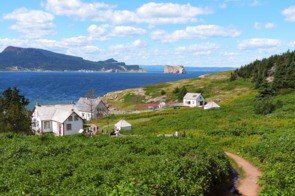 Gaspé Peninsula, Canada
