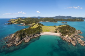 Urapukapuka, Bay of Islands, New Zealand