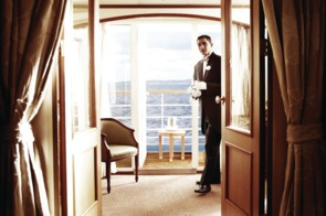 Silversea cruises - Butler service