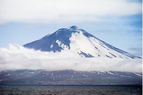 Atlasova Island, Russian Far East