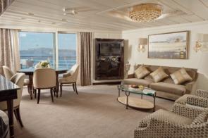 Regent Seven Seas Mariner Seven Seas Suite